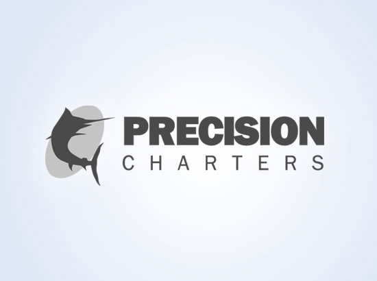 Precision Charters branding
