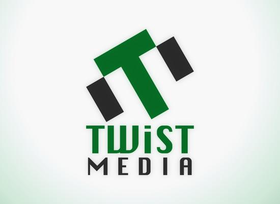 Twist Media branding